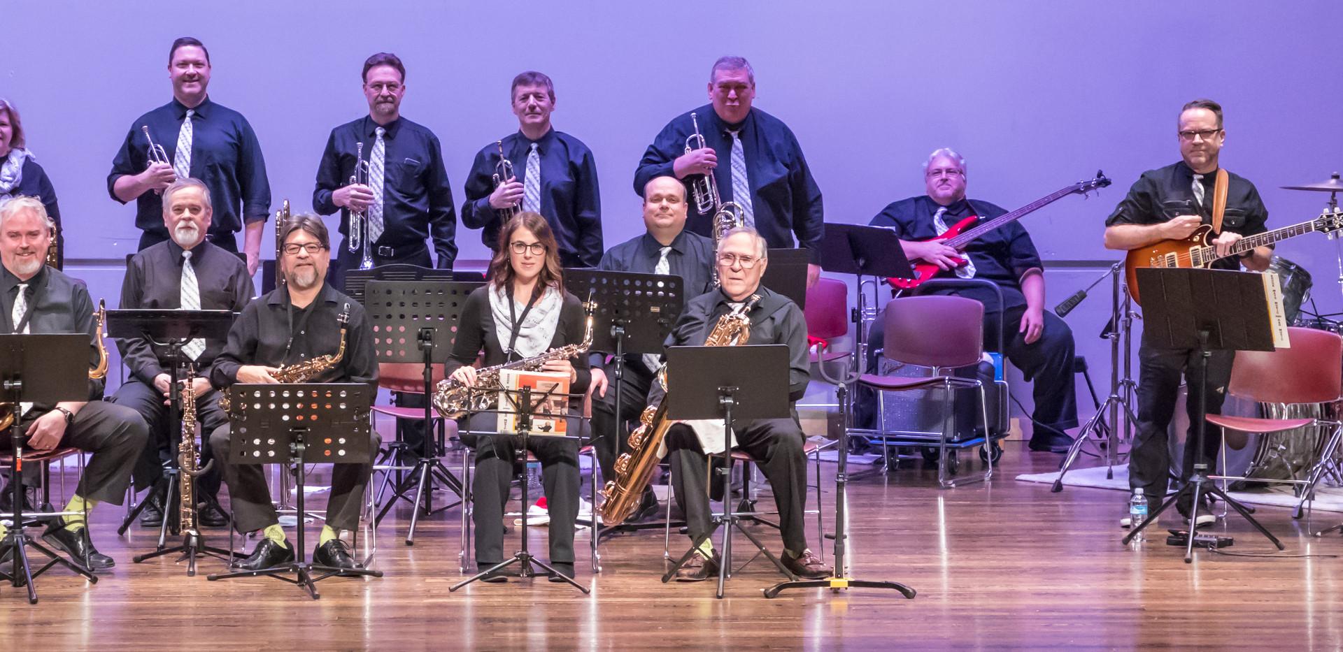 ACB - Jazz Band - Christmas Concert 2019