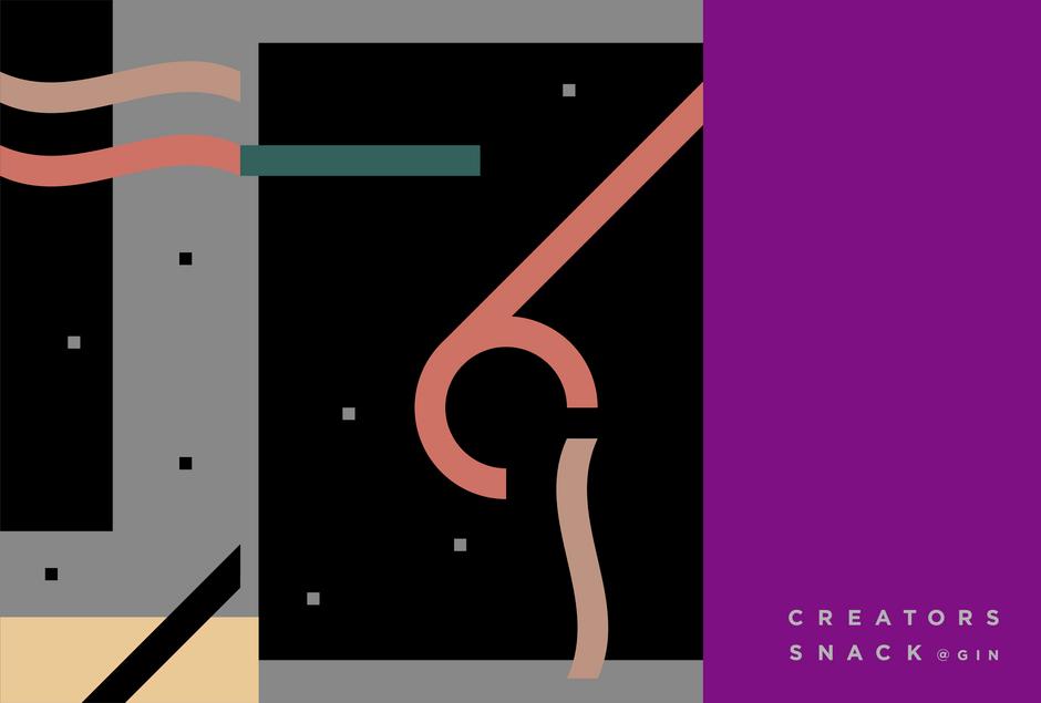 CREATORS SNACK / Key Visual