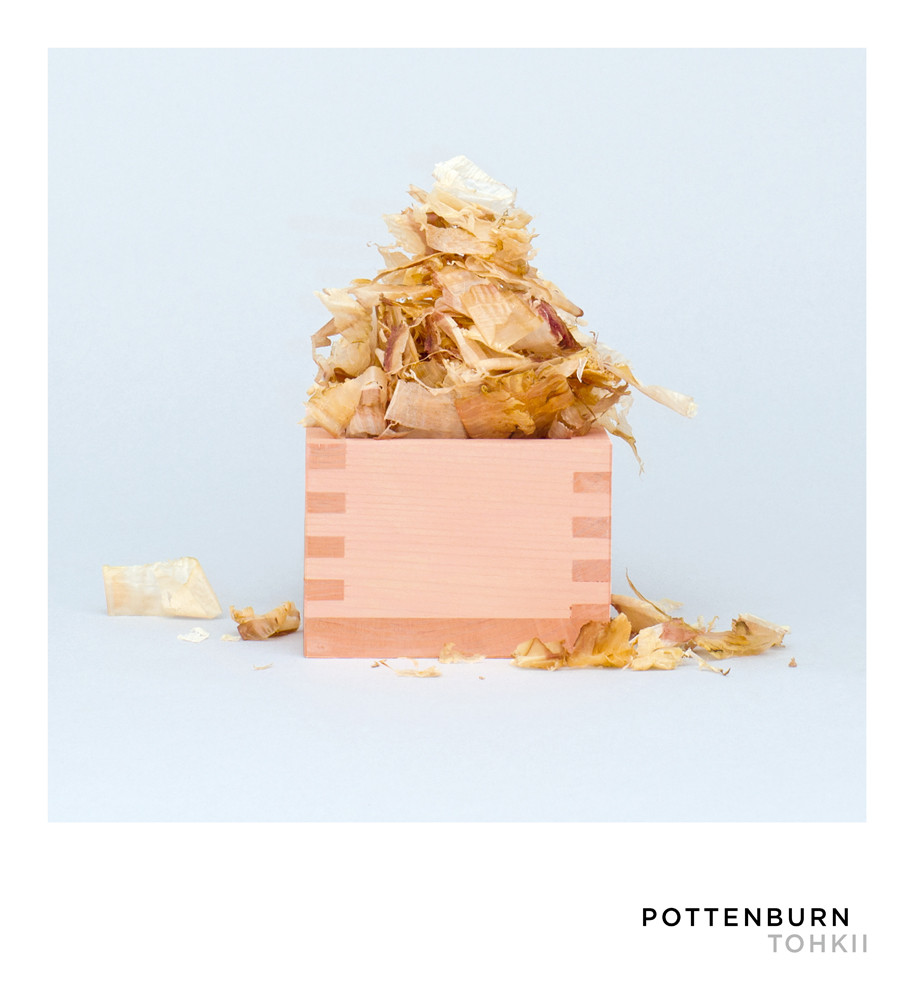 POTTENBURN TOHKII / Catalog Design