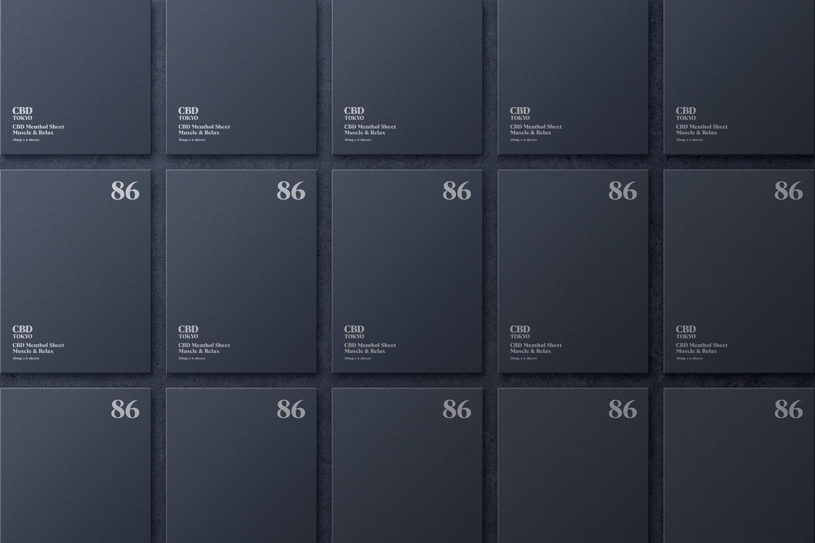 CBDTOKYO / Package Design