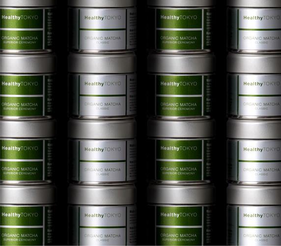 HealthyTOKYO / Package Design
