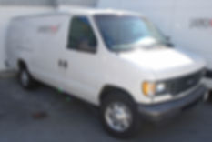 Ford E350 Van For Rent In Burbank