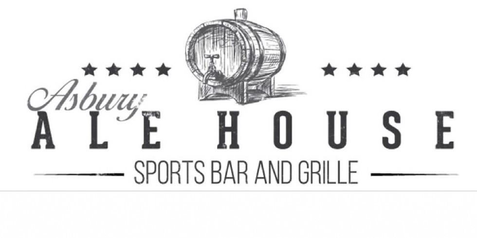 Asbury Ale House Monday Night Pong