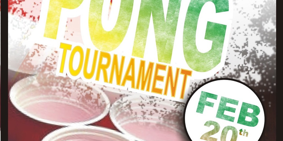 Thursday Night Pong at 22 WEST