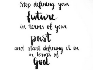 Define your Future in Terms of God