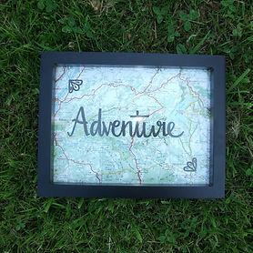 Adventure frame