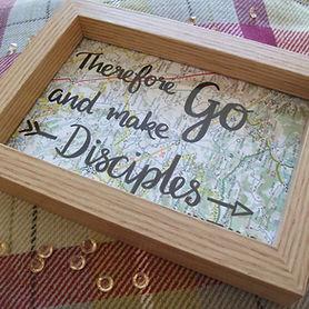 Disciples frame