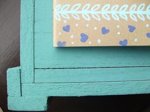Notebook corner