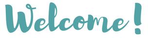 Welcome logo