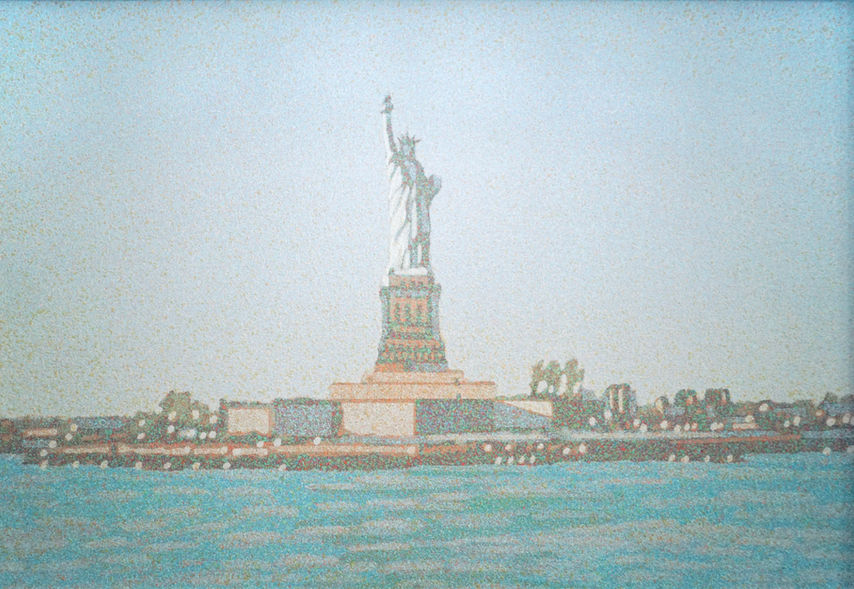 Statue of Liberty, 1976