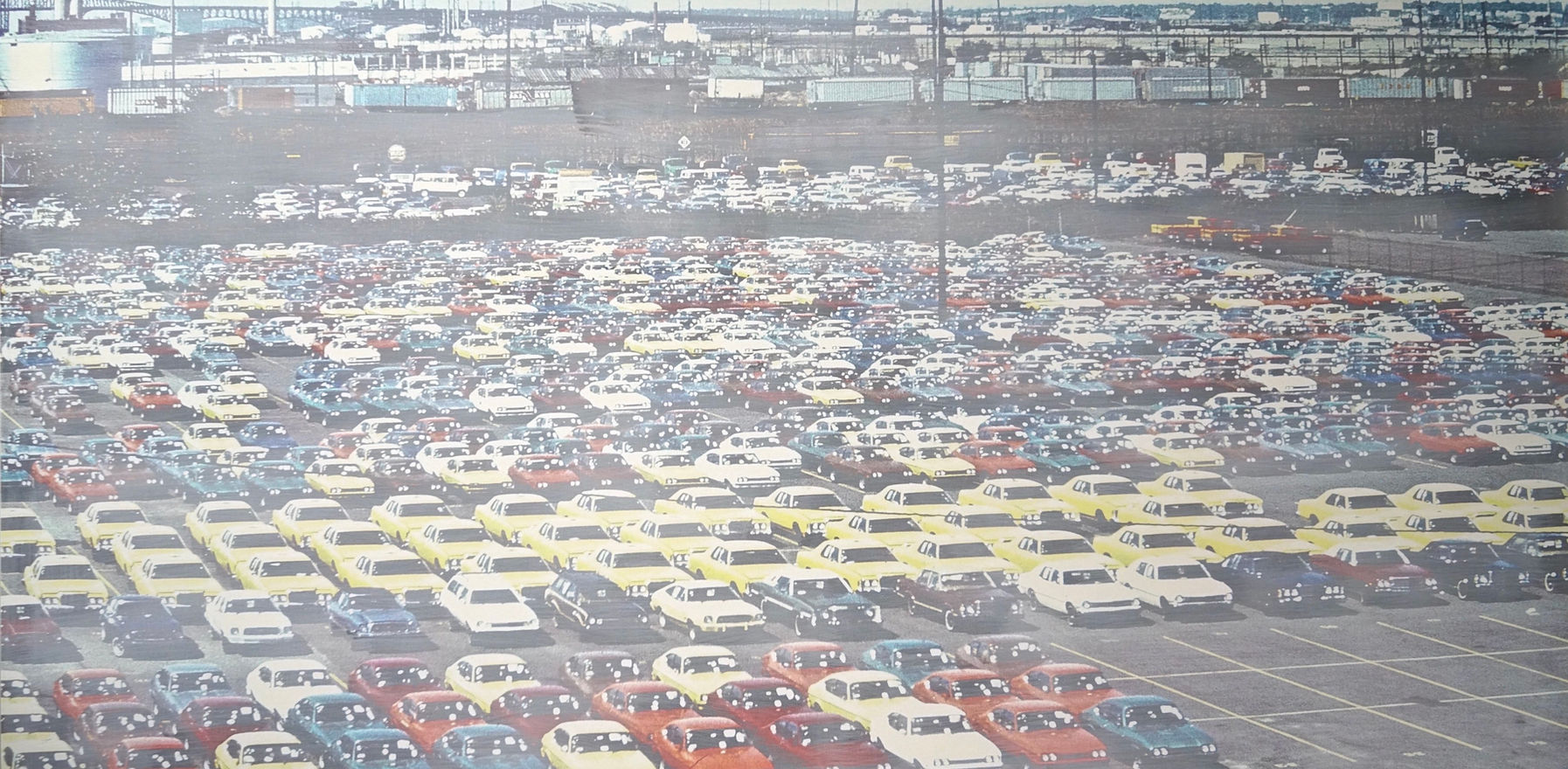 Parked Cars, 2016