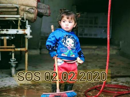 SOS 02.02.2020 - IDLIB save the children!