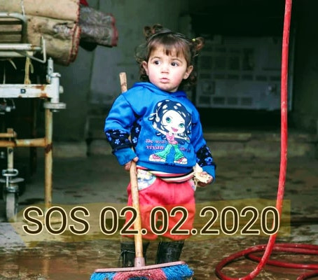 SOS 02.02.2020 - IDLIB save the children!