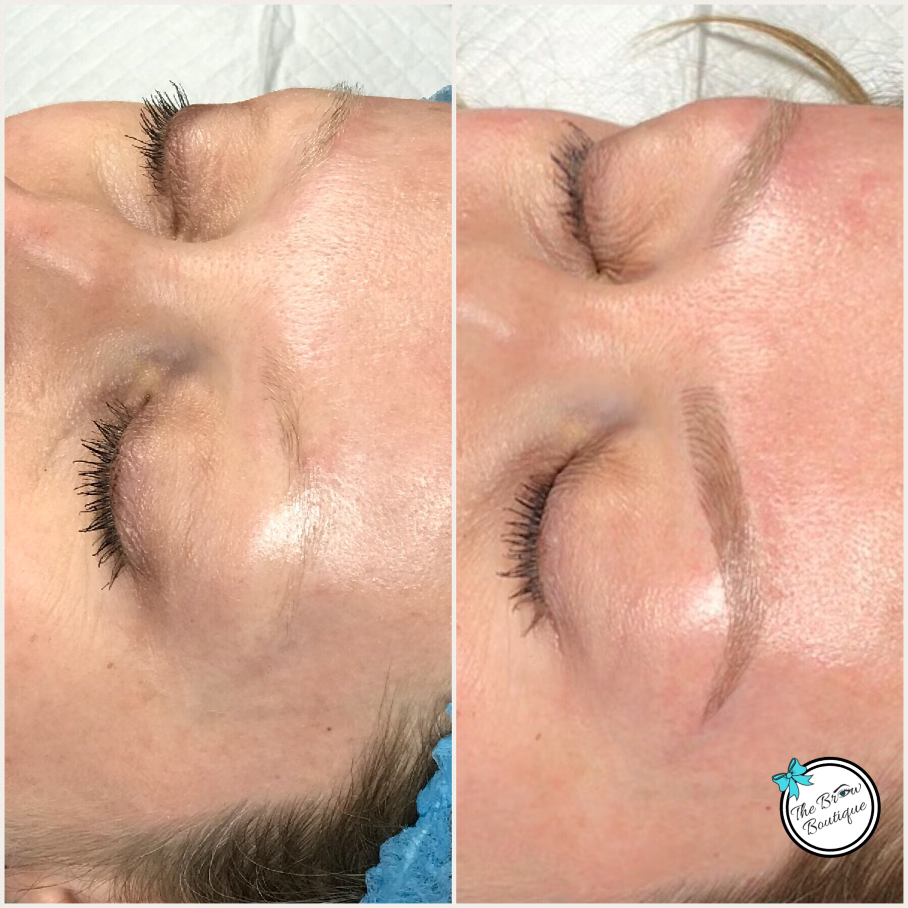 The Brow Boutique | Before & After | Permanent Cosmetics Gallery