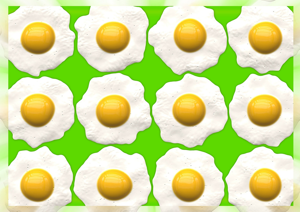 Eggs graphic by geralt