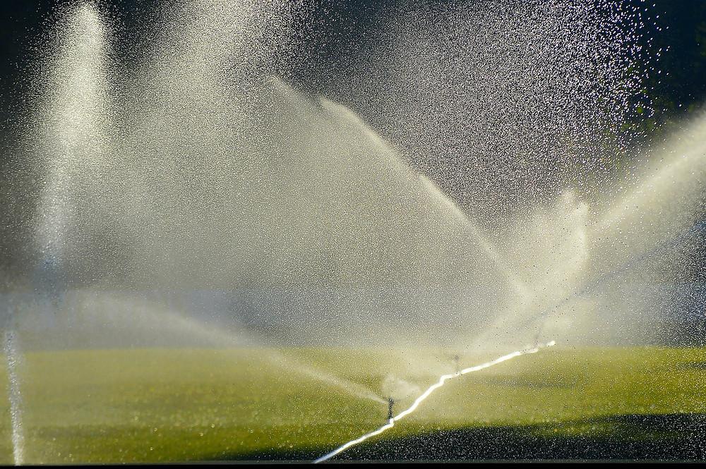 Irrigation by danielsfotowelt
