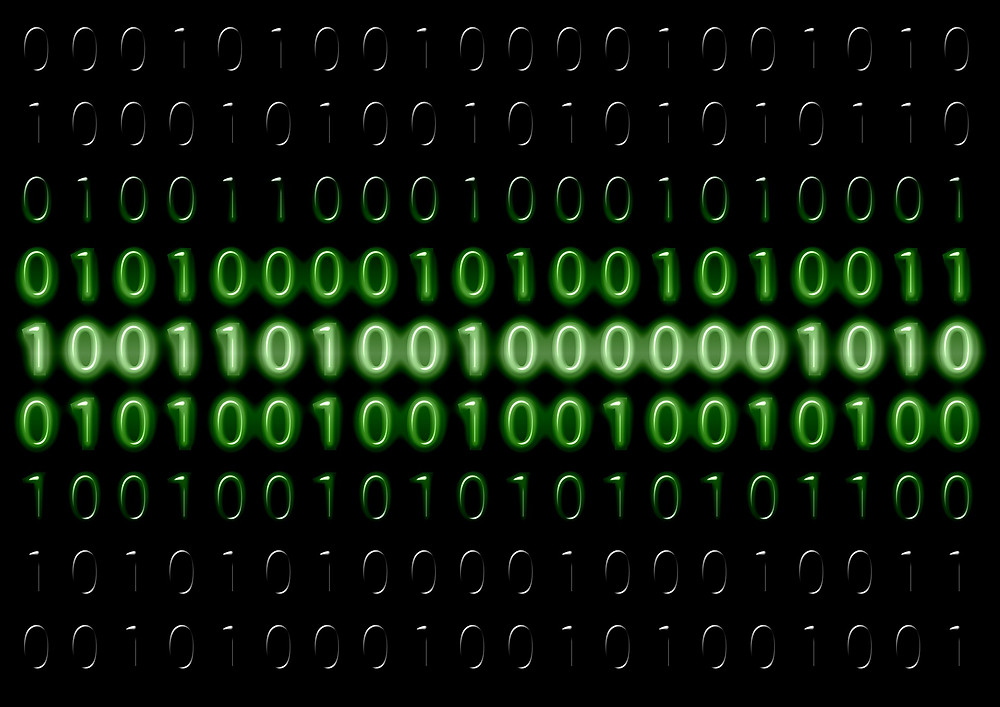 binary code graphic by geralt