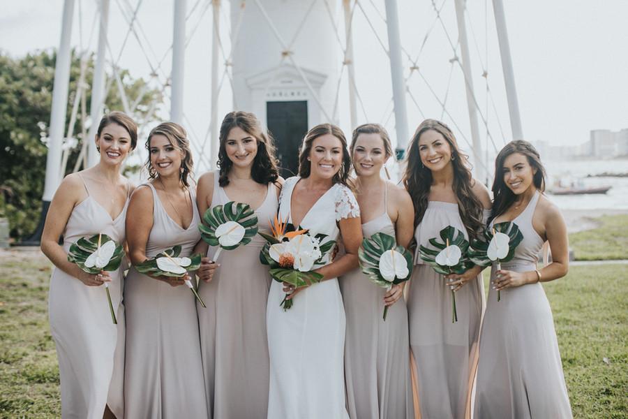 Bridesmaids & Bridal Bouquets