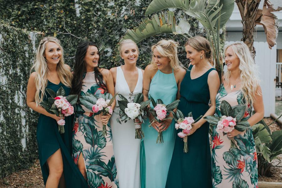 Bridesmaid & Bridal Bouquets