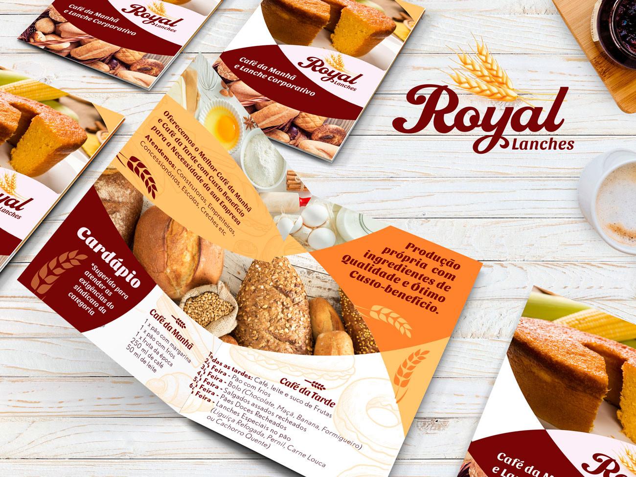 Folder Royal
