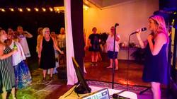Karaoke Wedding Shower 30 Jul 16