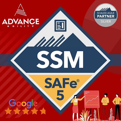 SAFe Scrum Master, Apr 29 - Apr 30, Thu - Fri, 9am - 5pm, EST