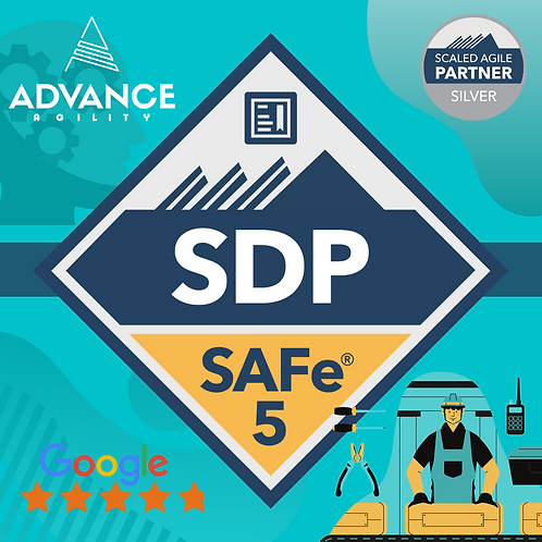 SAFe DevOps, May 22 - May 23, Sat - Sun, 9am - 5pm, CET