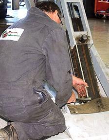 Maintenance des équipements
