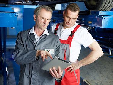 Visite client central maintenance
