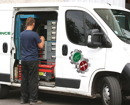 Maintenance central maintenance