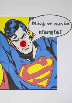 miej w nosie alergię | kartki na złe okoliczności