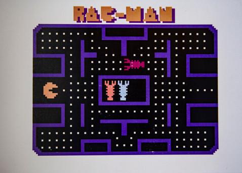 rac-man | kartki na złe okoliczności