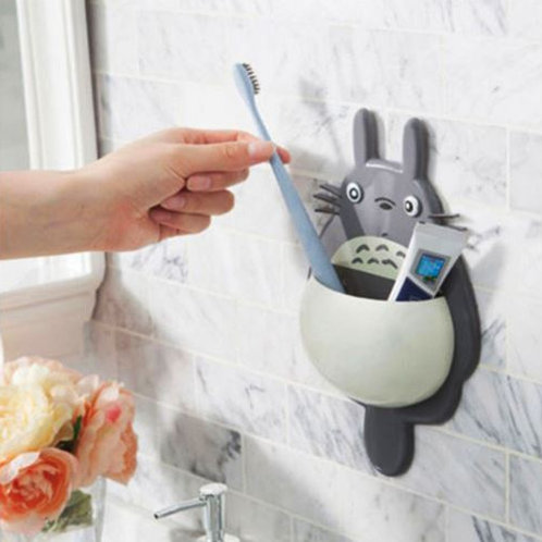 Toothbrush Holding Sticker