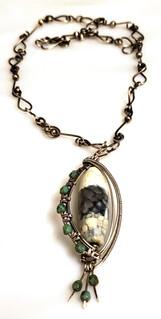 Caribbean Weave Necklace