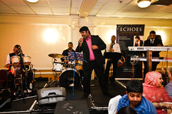 Live Bollywood Jazz Band with singer