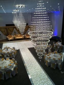 LED dancefloor & walkway