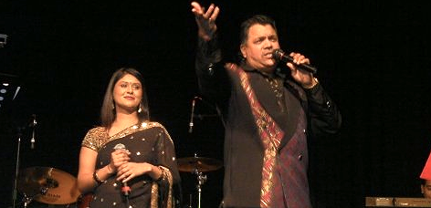 Live Bollywood singers