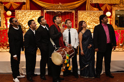 Live Band with Dhol player