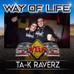 Booking Confirmed! Way Of Life On Tour @ Novo Tarrega