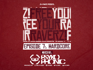 Free Your RaverzZ #7 Hardcore Episode Mixed By PsykoPhonic