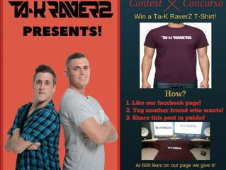 Winner T-Shirt Contest!