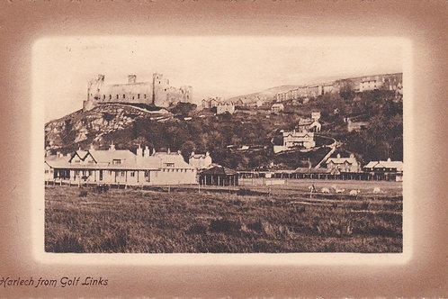 Harlech Golf Pavilion & Castle Ref.1801
