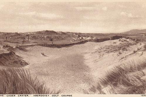 Aberdovey Golf Links,Merioneth.Ref 011 C.1915-20 ?
