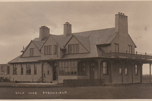 Freshfield Golf Club House (Formby).Ref 781 C.1922