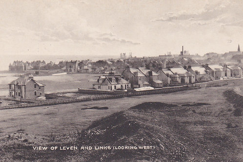 SOLD>Ref.774.Leven Links/Village.Fife Ref 774.C.Early 1900s