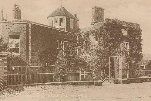 Rye Golf Club House & Dormy House Ref.2711 C.Ea 1900s