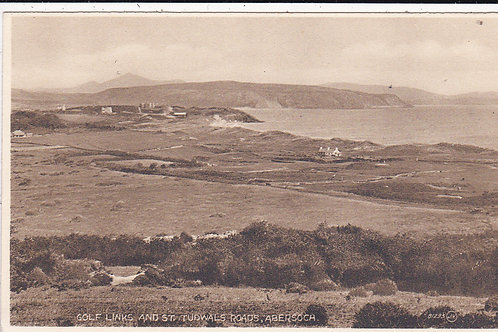Abersoch Golf Links (9 Hole)Ref.1499