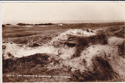 Burnham Golf Links  Ref.1264 C.1960s?