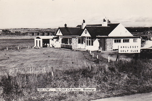 Anglesey Golf House C.1960 Ref.2041a