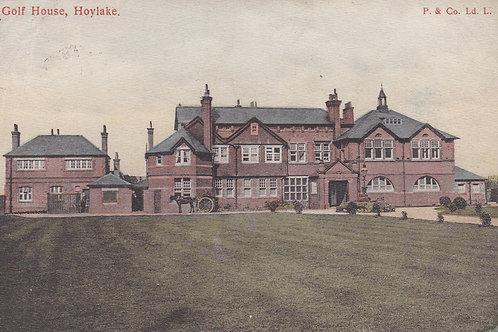 Hoylake Club House Ref.1696 C.1905